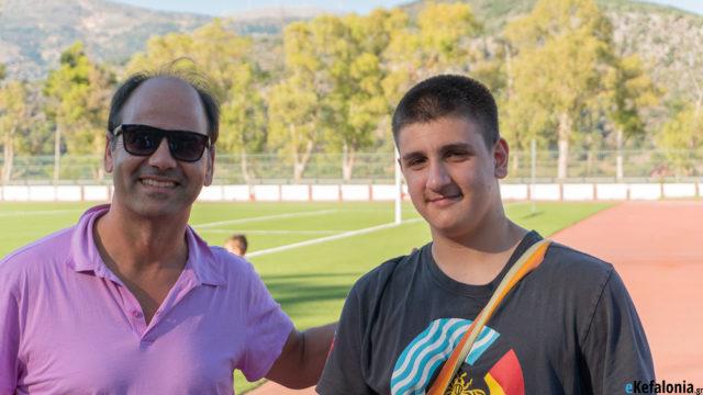 Δεύτερος με ατομικό ρεκόρ ο Δημήτρης Αντωνάτος στο Κύπελλο Ρίψεων